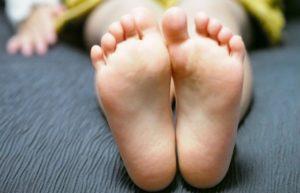 足裏のトラブルと身体への影響