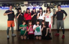 セルフストレッチの指導♪INアイドル教室!