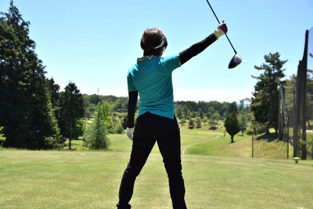 ゴルフでレベルアップするためのストレッチ