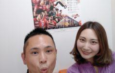 【ミスコン受賞モデル大野彩さんが1分で語る】ストレッチ専門店の魅力!