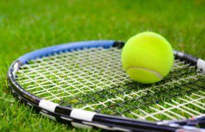 テニスで多い怪我の予防と処置!!!